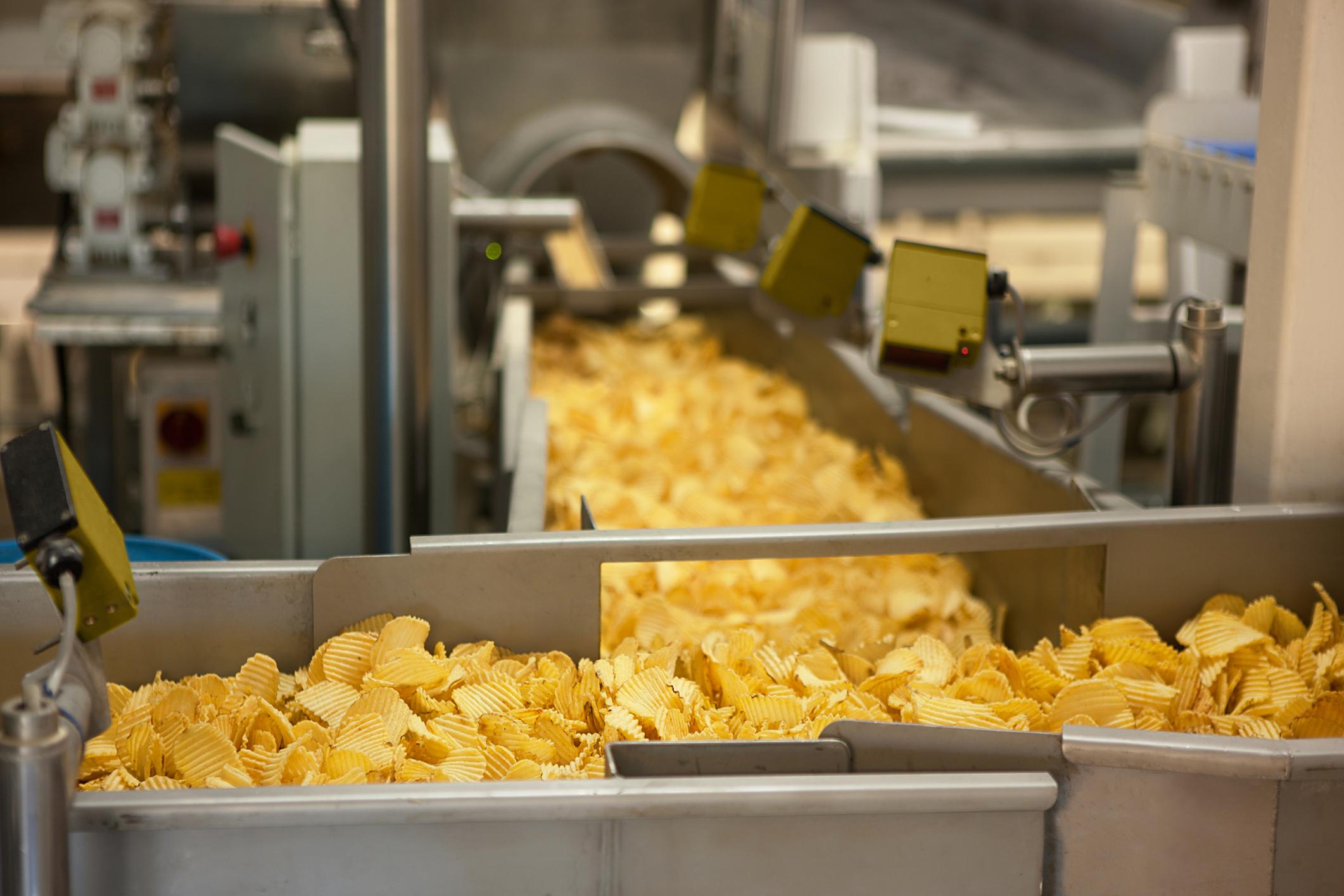 صنعت غذایی